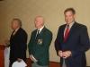 Terry Cagnolatti, Lonny Holmes, and Steve Cowan