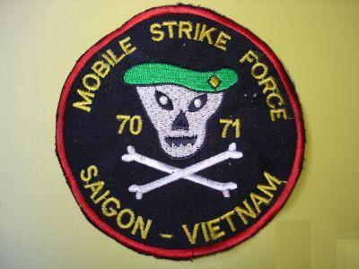 Mobile Strike Force