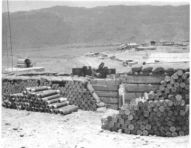 A-109 Howitzer Pit