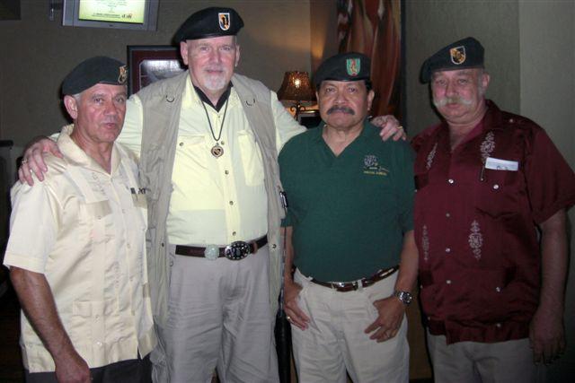 Bob Cierniak, Jim Duffy, Charlie Inot, Greg Biela