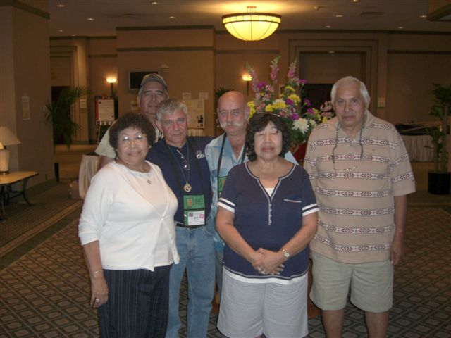 Bob Cierniak & Greg Biela with Ken Hernasy\'s Cousins
