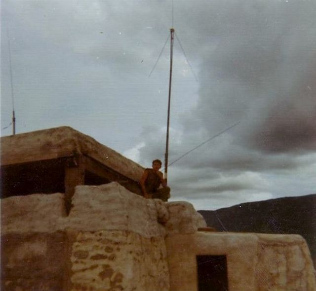 A-109 Camp Command Bunker