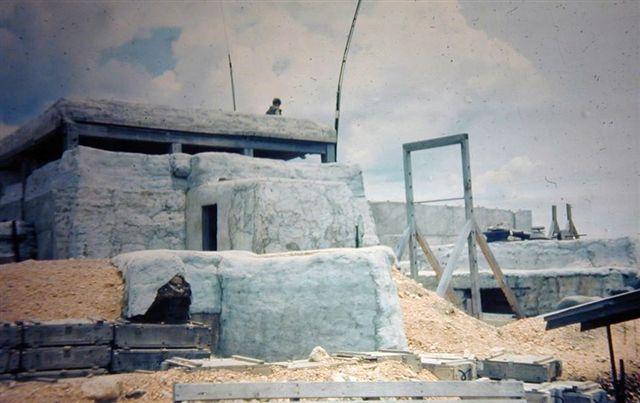 A-109 Concrete Bunker