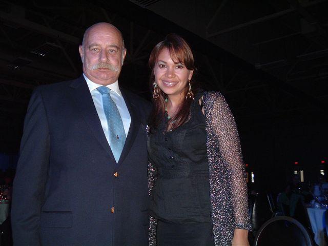 Greg Biela with Niece Liza