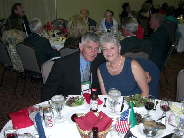 Bob and Michelle Cierniak at SFA Convention \'07