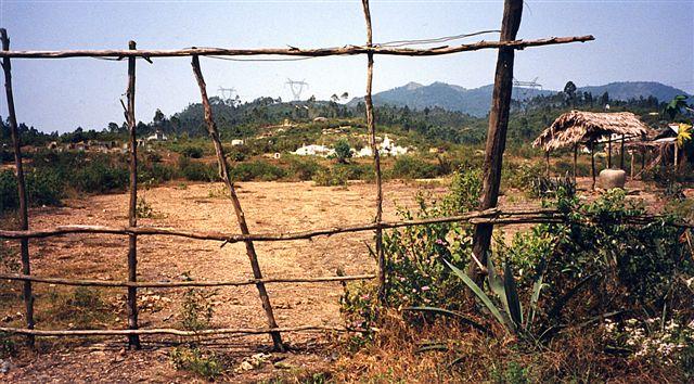 Thuong Duc - LZ area, 1999