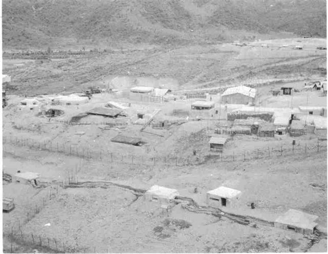 Village Below A-109 Camp
