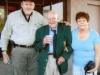 Center - Robin Moore with Jim Duffy & Michelle Cierniak