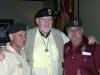 Bob Cierniak, Jim Duffy & Greg Biela at A-109 Reunion Dinner \'07