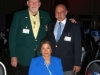 Jim Duffy with Greg & Catalina Biela at SFA Convention \'06 Banquet