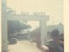 That\'s Jim exiting Camp Goodman in Saigon