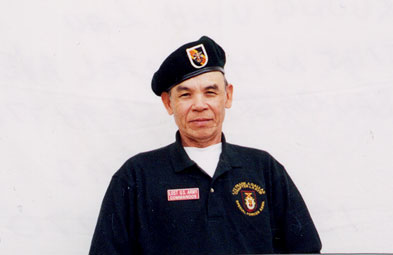 Xuong Vinh Lau  Commandos 1963 to 1970