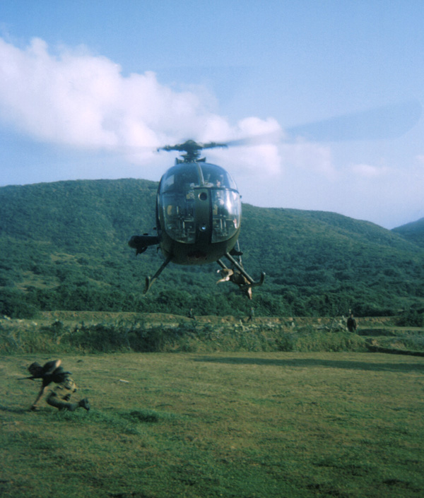 Deer Hunting Special Forces Style Vietnam 1968