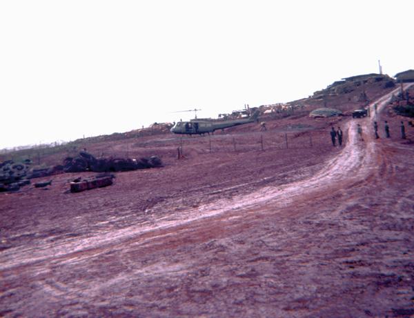 PleiDjereng, A251 RVN 1968