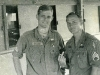 SSG Jack Williams from MACV-SOG,CCC-FOB-2, SSG Louis I Holmes, Kontum Mike Force at Kontum, 1968