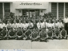 SF Detachment A-4616 with class to honor SGT Gary Mike Rose who is leaving for Viet Nam and a DSC with MACV-SOG, Kontum, CCC. Bangkok, February 1970