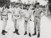 46 SF Company ODA L Holmes Second from Left SFC B Moran Right