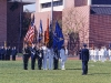 Combined USC ROTC Programs Pass in Review, 1999