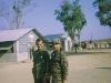 SFC Challela and SFC Charles Carpenter, Kontun, RVN. 1968.