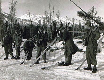 1 Lou Smith Ski Instructors School Black Rapids, AK 1959