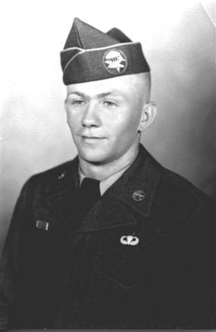 Jump School Graduation Ft Benning, GA 1954