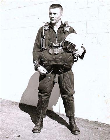 Lou Smith Sky Divining Club Ft Wainwright, AK 1962