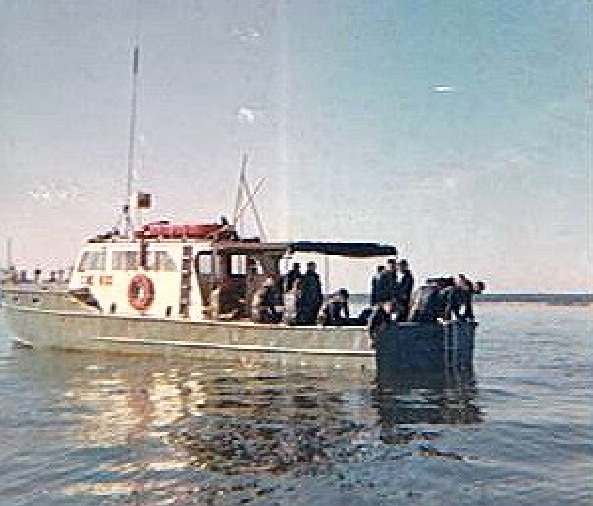 Under Water Committee J-Boat