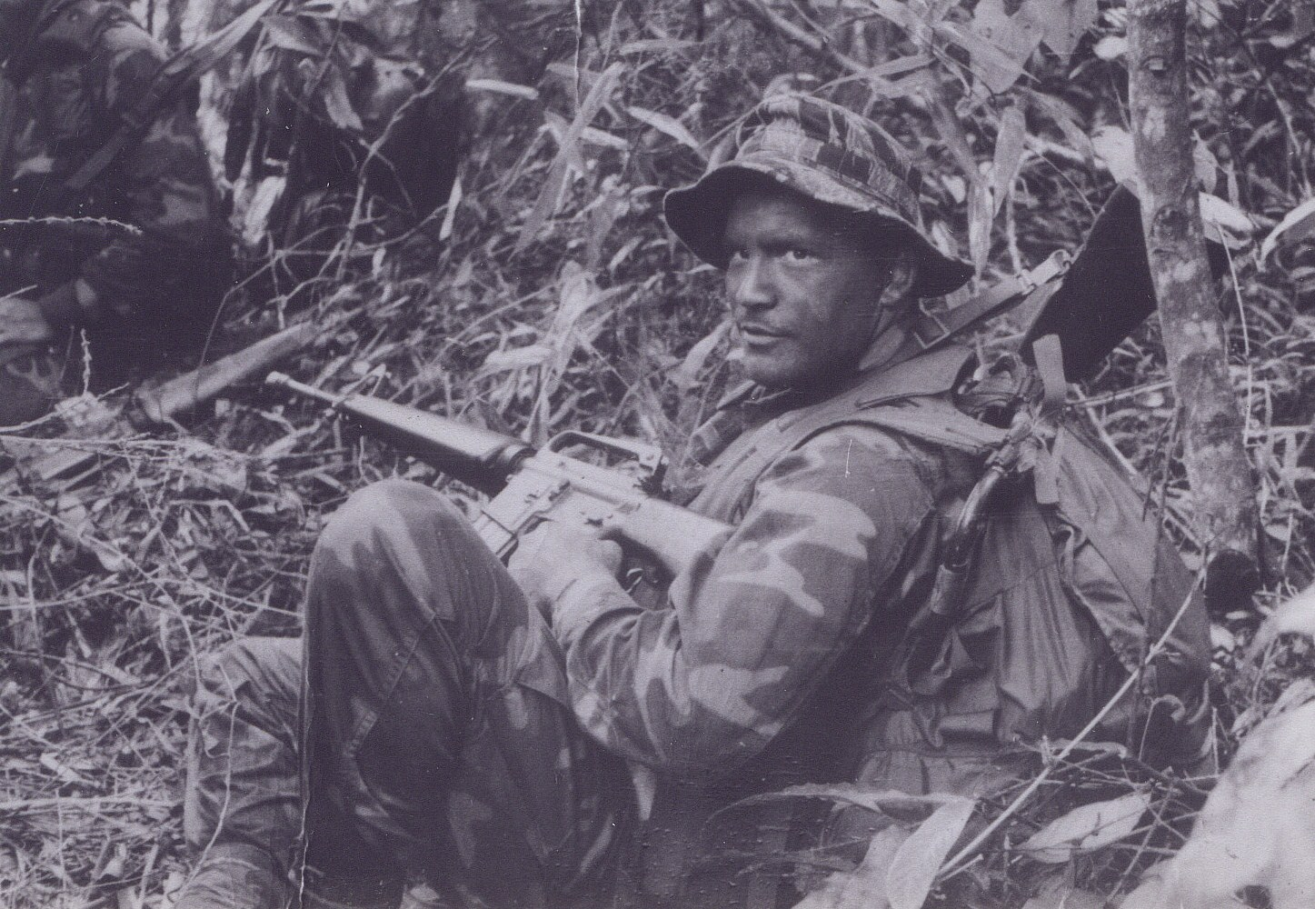 SGT Mark A Miller - Team 11 E Company - 20th Infantry ABN Long Range Patrol Op at Tuy Hoa on the Day Before TET 1968