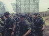 Force march - MACV Recondo School - 1967