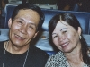 Mark\'s interpreter from RVN, Tran and wife at SOAR