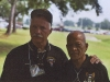 Mark Miller, Pat Tadina at 75th ranger reunion 2007.  Pat had 60 months in RVN as a recon man and had 111 credited kills