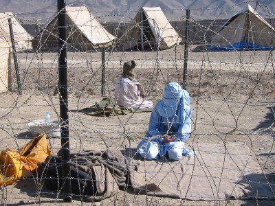 Two Personal Under Custody (PUKS) One was captured by Afghan forces trying to enter Pakistan with an address book with names of those on  the wanted list. After my first interrogation, I discovered the second PUK who did not live far from us had given the first PUK the address book. We had to wait for an operation order to go through before we could snatch the second PUK, but time was of the essence so we could cross examine them before sending the first PUK up to headquarters. I took a break went the chow and there was the second PUK when I got back. Just so happens a couple of my local interpreters are good ole fashion gun toting country boys. They snatched him up without my permission. What a shame.