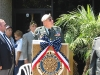 Ranger LTC. Tex Wandke, acts as guest speaker