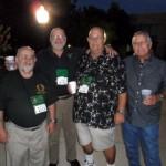 M. Fairlie, J. Padgett, J. Weldon and D. Brock 2010 SF convention