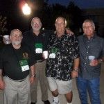 M. Fairlie, J. Padgett, J. Weldon and D. Brock 2010 SF convention