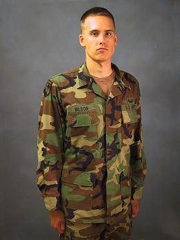 Christopher David Wilson - Cadet Battalion Commander - Claremont McKenna College