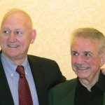 LTG William Boykin and Richard Simonian