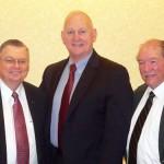 Gary MacNamara, LTG William Boykin, Sal Sanders.