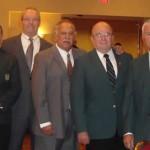 Sal Sanders, Tom Redfern, Terry Cagnolatti, Brad Welker, Mark Miller.