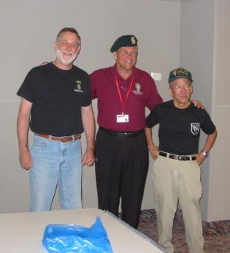 RC Foley, Paul Longrear, Bo Bobroskie