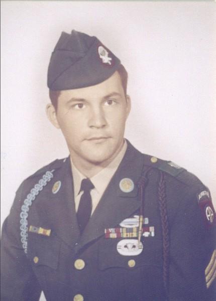 Mark Miller, HHC 2nd of 508 Parachute Infanty Regiment, 82nd Airborne Division.